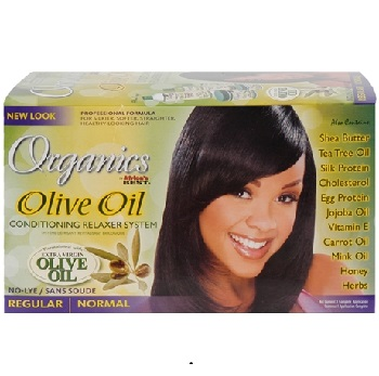 Africa Best ORGANICS Olive Oil Relaxer - Regular