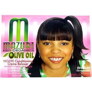Mazuri Kids Organics Olive Oil Relaxer Regular