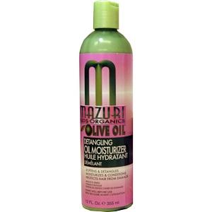 Mazuri Kids Organics Olive Detangling Oil Moisturizer 355ml