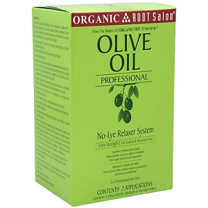 ORS Olive Oil Relaxer Kit 2 Application - Extra Strength