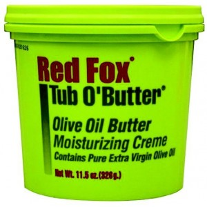 Red Fox Olive Butter Moisturizing Creme 11.5oz