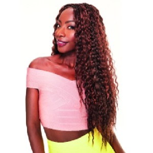 Sleek Brazilian Water Braids 20
