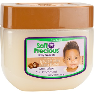 Soft & Precious Nursery Jelly  With Shea Butter 13 oz.