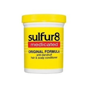 Sulfur8 Pomade Medium 4 oz