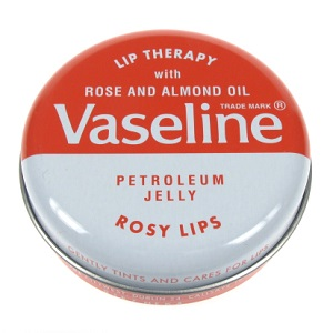 Vaseline Rosy Lips Therapy Pocket Size