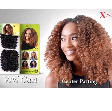 X-PRESSION VIVI CURL WEAVE