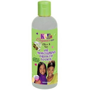 Africa's Best Kids Organic Olive & Soy Growth Lotion 8 oz.
