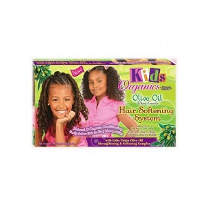 Africa's Best Kids Organics Hair Softening System