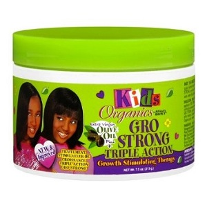 Africa's Best Organics Kids Gro Strong Triple Action Growth Stimulating Therapy 7.5 oz