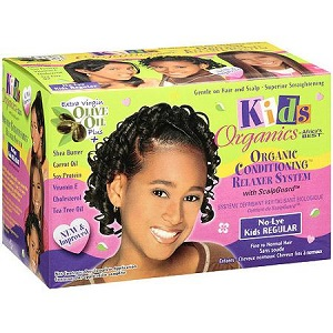 Africa's Best Kids Organic Relaxer Regular