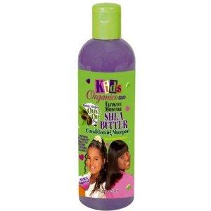 Africa's Best Kids Organics Shea butter Shampoo 12oz