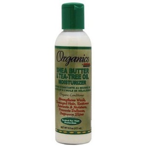 Africa's Best Organincs Shea Butter & Tea Tree Oil Moisturizer 6 oz