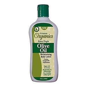 Africa's Best Ultimate Organics Olive Oil Body Lotion 12oz