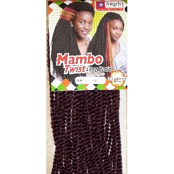 Angels Mambo  Twist LONG Braids 22