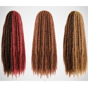 Soft N Silky Afro Twist Braid