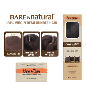 Bare & Natural Brazilian HH 4