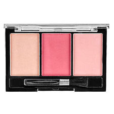 Body Collection Beauty Blush 3pc Blusher Compact 3x6g