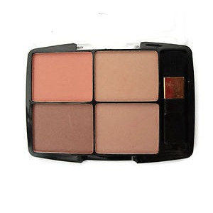 BODY COLLECTION 4 IN 1 BLUSHER COMPACT -  ENGLISH ROSE