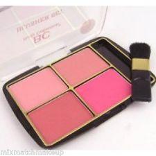 BODY COLLECTION 4 IN 1 BLUSHER COMPACT -  DUSTY PINK