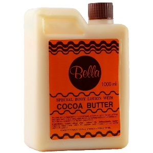 Bella Cocoa Butter Body Lotion 1000 ml