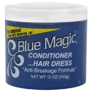 Blue Magic Conditioner & Hair Dress - 12oz blue