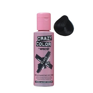 Crazy Colour 30 Black