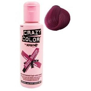 Crazy Colour Ruby Rouge 66