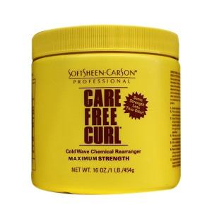 Care Free Curl Chemical Rearranger Maximum  16 oz