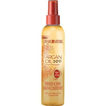 Creme Of Nature Argan Leave In Conditioner 8.45oz