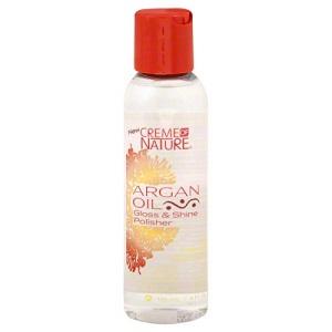 Cream Of Nature Argan Oil Shine Polisher 4oz