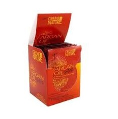 Cream Of Nature Argan Oil Intensive Conditioning Treatment (12 sachet)