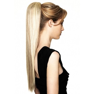 Sleek Hair Couture  Cosmos Synthetic PonyTail