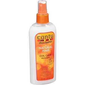 Cantu Shea Butter for Natural Hair Coil Calm Detangler, 8 oz
