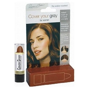 Cover Your Gray Lipstick  - Dark Brown