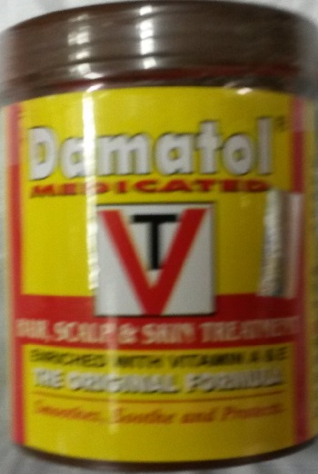Damatol Medicated Hair, Scalp & Skin Treatment 110g