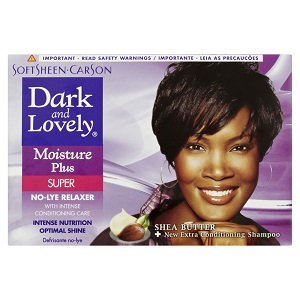 Dark and Lovely  Relaxer Kit - Super