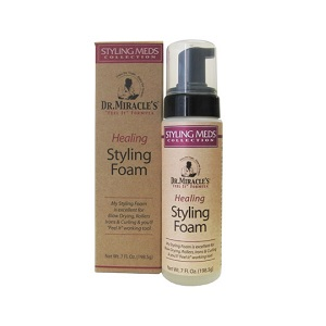 Dr Miracles Healing Styling Foam 7oz