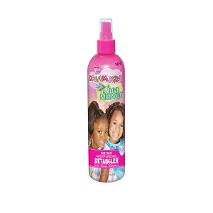 African Pride Dream Kids Olive Miracle Instant Moisturizing Detangler 236 ml