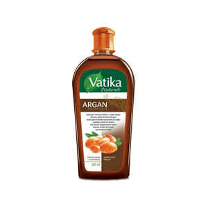 Dabur Vatika Naturals Enriched Argan Oil 200ml