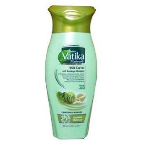 Dabur Vatika Wild Cactus Anti Breakage Shampoo 200ml