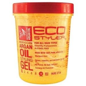 Eco Styler Styling Gel Argan Oil 32 oz