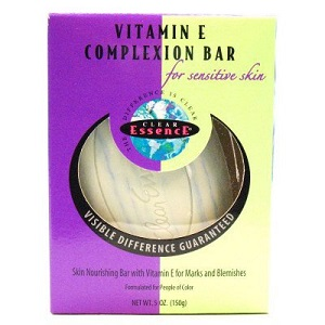 CLEAR ESSENCE Vitamin E Complexion Soap 5 oz