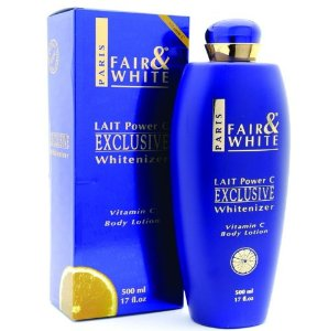 Fair and White Exclusive Vitamin C Lotion 500ml