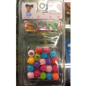 Large Hair Beads (RND)