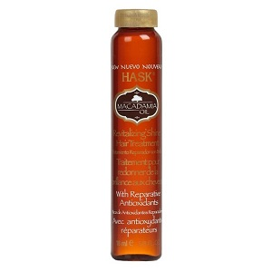 HASK Macadamia Oil Moisturizing Shine Oil - Vial 18ml