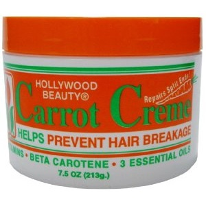 Hollywood Beauty Carrot Crème 7.5oz