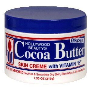 Hollywood Beauty Cocoa Butter Creme with Vitamin E - 16 oz