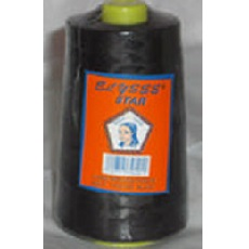 Hair Weaving Thread 1500 yards - Black (Large)