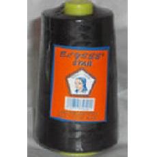 Hair Weaving Thread 1500 yards - Black (Large)