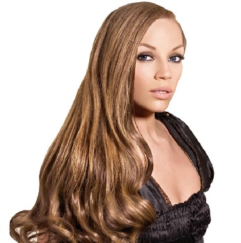 Sleek Style Icon Remy  Silky Weave 20V
